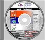 CD-Label VSS-PROJEKT