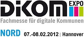 Logo DiKOM Nord 2012